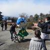 新春アルプちゃん&武将とお楽しみ撮影会